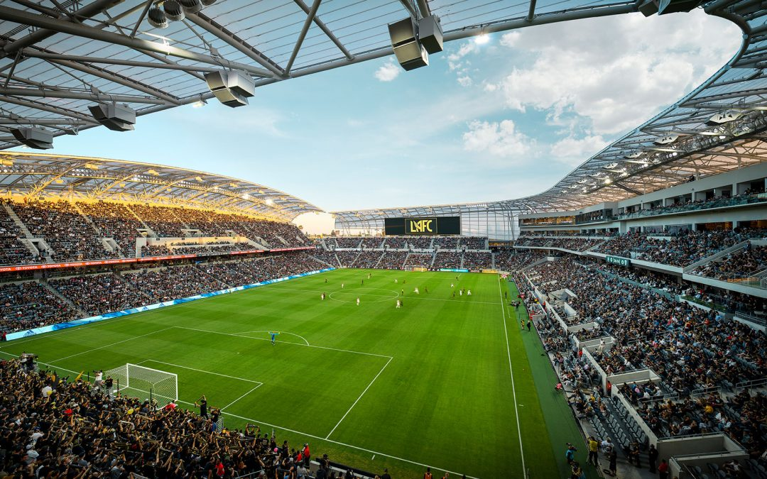 One Of America's Biggest And Best Upcoming Sports Stadiums