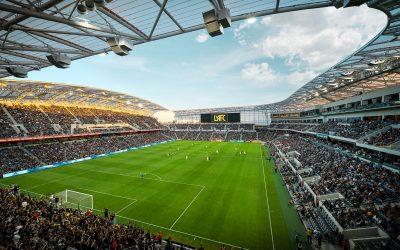 El LAFC volverá a tener el aforo completo en el Banc Of California Stadium el 19 de junio